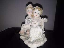 Vendo/permuto preciosa porcelana. Precio negociable