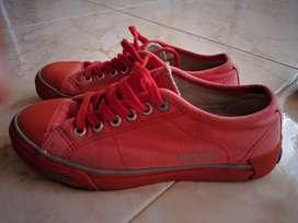 Vendo zapatos en buen estado el precio es negociable