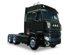 Tracto JAC cabina con litera EURO 3- HFC4251 6X4 E3 48 TON