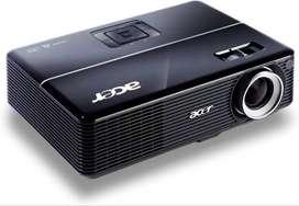 Proyector Acer P1200b Dlp Excelente Estado Apto 3D HDMI
