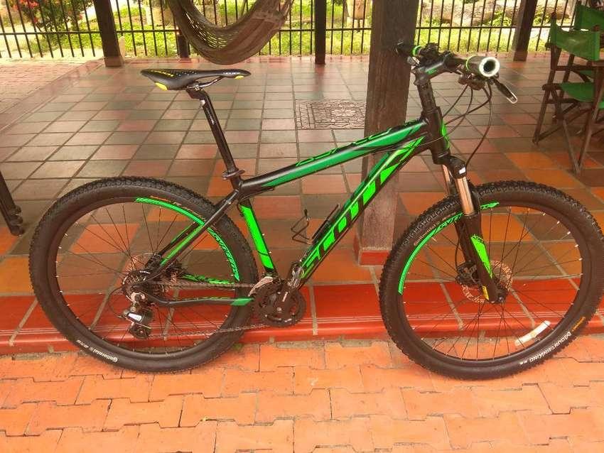 Bicicleta Scott Aspect 760 27.5'' 0