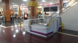 Vendo Isla-stand para Centro Comercial