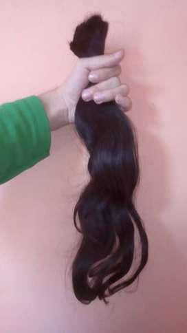 Vendo cabello humano virgen Cómprame (◕ᴗ◕) segunda mano  El Jardín