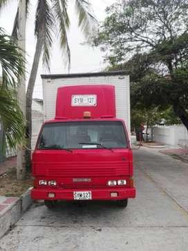 Vendo Camión Diesel