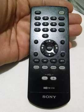 Control remoto SONY mod. RM-X150