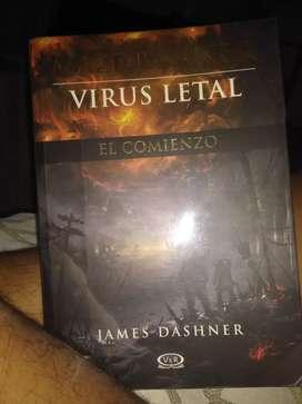 MAZE RUNNER VIRUS LETAL (EL COMIENZO)