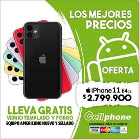 IPHONE 11 64 GB NUEVO