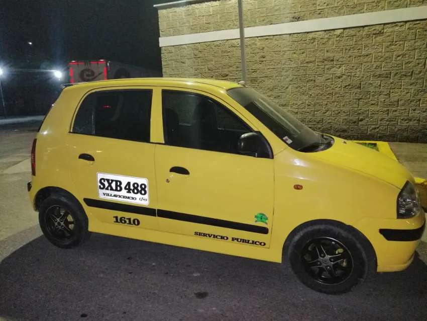 Taxi excelente estado 0