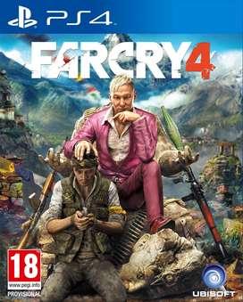 Far cry 4 ps4 usado Juegos ps4
