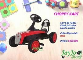 Choppy Kart Carro para Niños