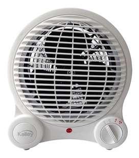 Calefactor  Calentador De Ambiente Kalley Entrega Inmediata