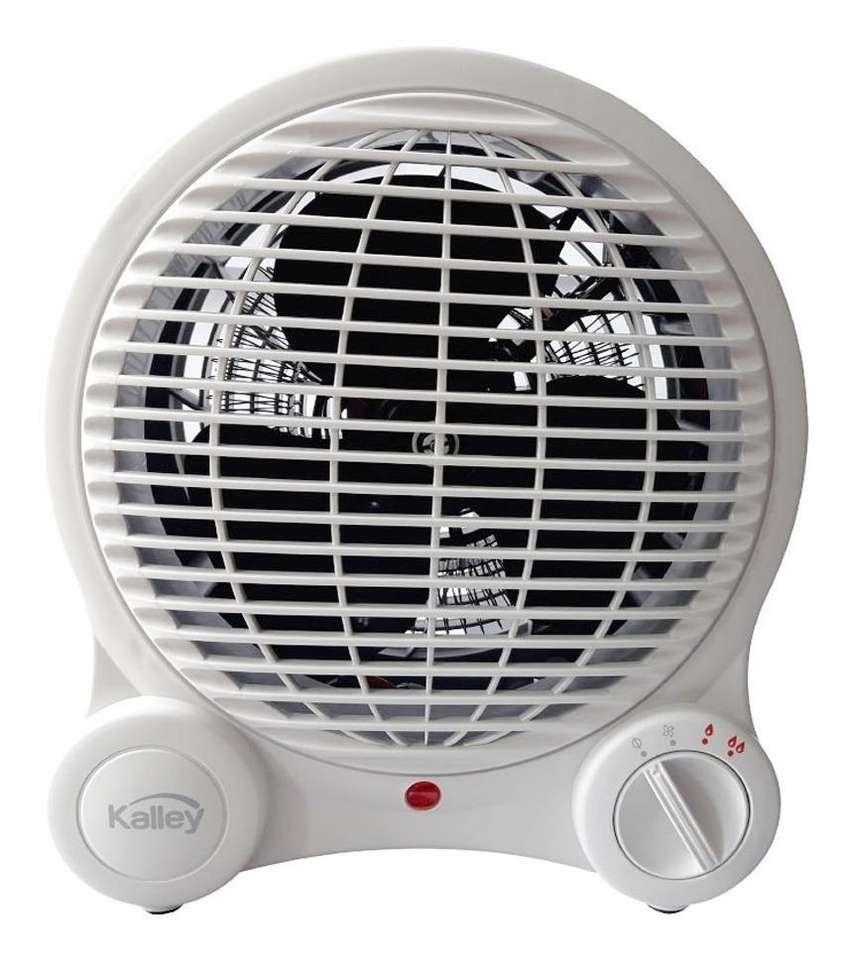 Calefactor  Calentador De Ambiente Kalley Entrega Inmediata 0