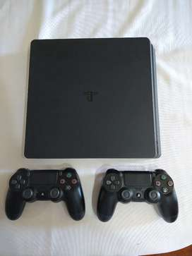 Vendo PS4 Slim 1tb