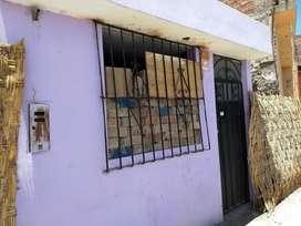 Vendo CASA en MOQUEGUA (Modulo Banco de Materiales)