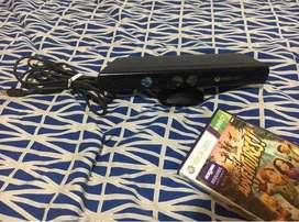 Kinect con juego original