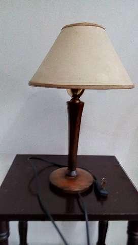 Velador para mesa de luz