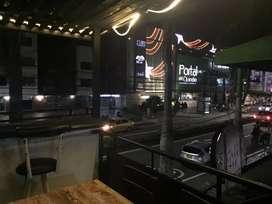 Se vende cafe-bar con excelente ubicación y acreditación