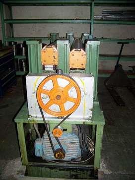 Laminador de plomo de 1300mm ancho--doble hilera de rodillos(4)