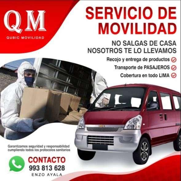 Servicio de movilidad 0