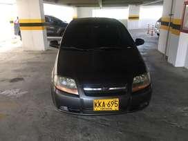 Vendo carro chevrolet Aveo sedan 2011