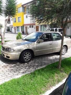 SE VENDE AUTO TOYOTA COROLLA 1.8 EN PERFECTO ESTADO