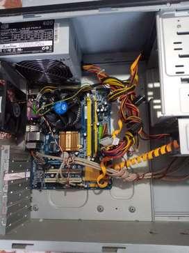 Se realiza mantenimiento pcs y laptop