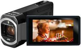 CAMARA VIDEO JVC EVERIO GZ-VX700 FULL HD WIFI