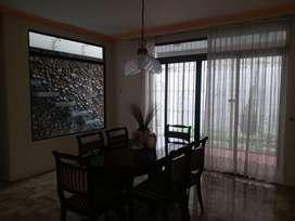 Alquiler de Casa en Ceibos, cerca del Colegio Aleman Humboltd, Norte de Guayaquil