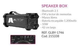 Speaker Box Jaltech