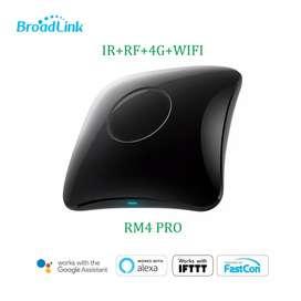 Nueva Version 2020 Broadlink RM4 Pro 4G WiFi IR RF Control Universal Smart IOS Android para Google Home Alexa IFTTT