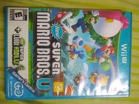 New super Mario bros U+ Luigi's para Wii U