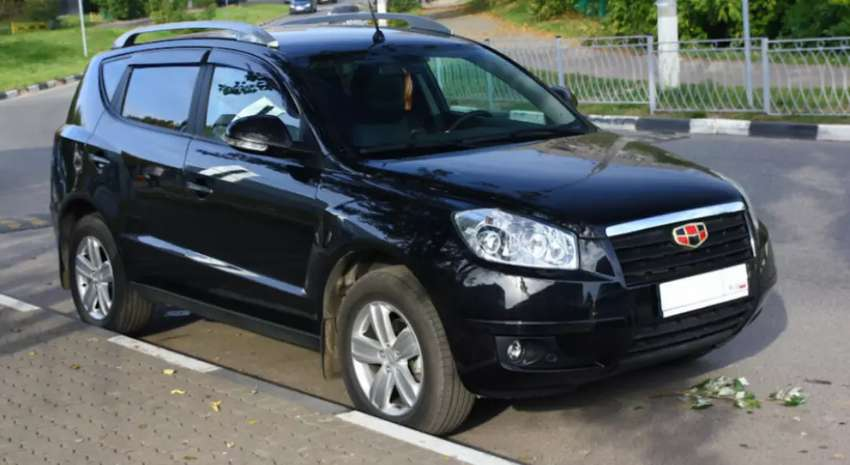 GEELY EMGRAND 0