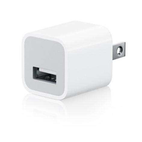 Adaptador NUEVO Producto ORIGINAL para iPhone 4S / 5S / 6S / 7 / 8 / 8 Plus / X cargador, cubo, dado, 0