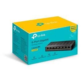 Switch de 8 puertos gigabit