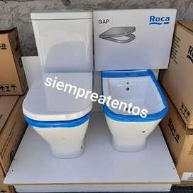 Juego Baño Sanitários The gap