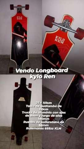 Vendo un longboard