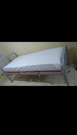 Vendo cama ortopédica con colchon