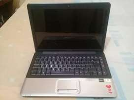 Vendo laptop marca hp 3gigas