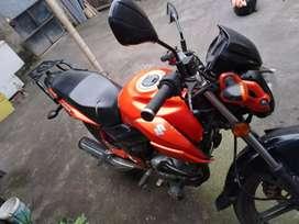 Moto susuki gsx matriculada al día  a todo prueba