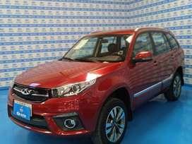 CHERY Tiggo 3 1.6L SUV 4x2 DVVT T/M A/A 2AB ABS EBD F/E 2019 OLX AUTOS QUITO