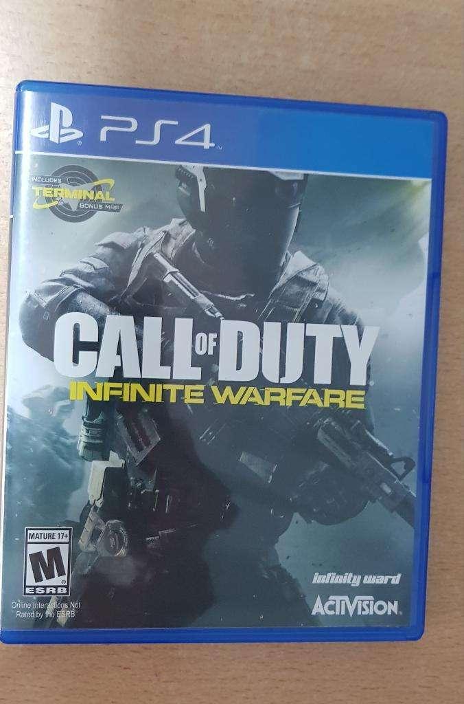 Call Of Duty Infinite Warfare Ps 4 0