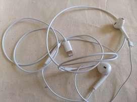 Remato audifonos original de iPhone