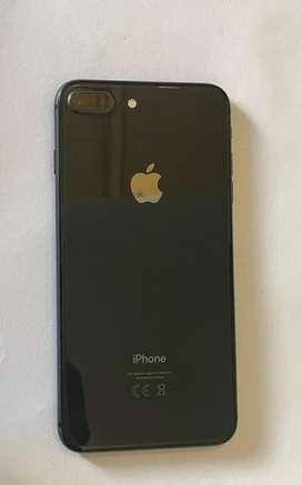 Vendo Iphone 8Plus 64GB. Impecable estado