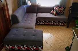 Vendo estos mueble 3 piezas con mesa de cafe!