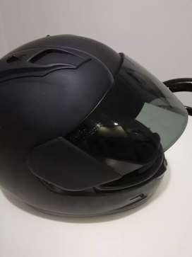 Casco Icon alliance Negro - talla L