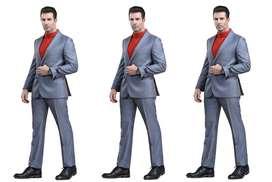 Alquiler Trajes de hombre ,  chaqueta y con chaleco - */*-