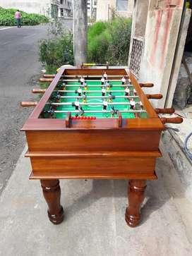 #mesas de #futbolín