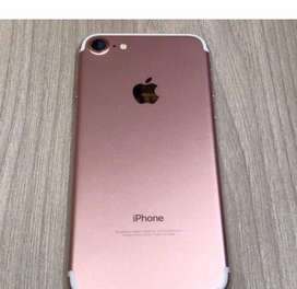 Venta d iphone 7 color oro rosa d 32g