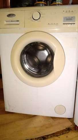 Lavarropa Whirlpool 6kg 1000 rpm
