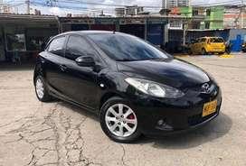 Mazda 2 2010 Negro